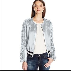 William Rast bomber jacket